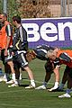 david beckham soccer training 02