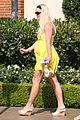 britney spears yellow dress 13