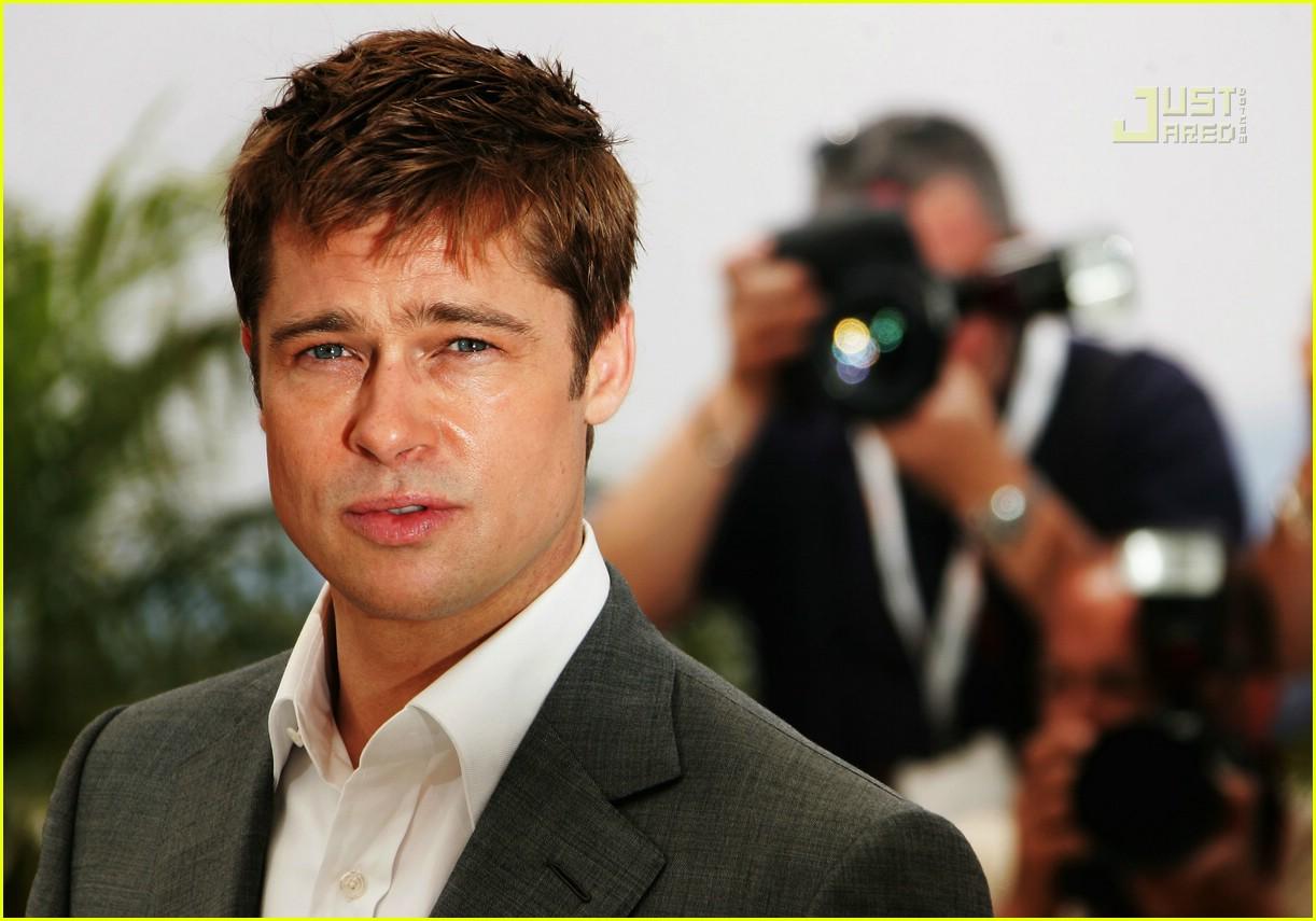 Brad Pitt @ Cannes Fil...