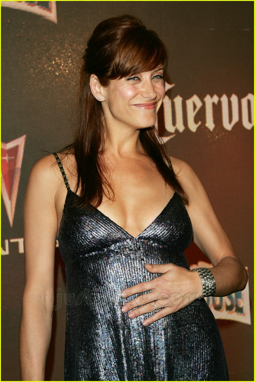 Kate Walsh Flashes Engagement Ring: Photo 169971  Alex Young, Greys  Anatomy, Kate Walsh Pictures  Just Jared