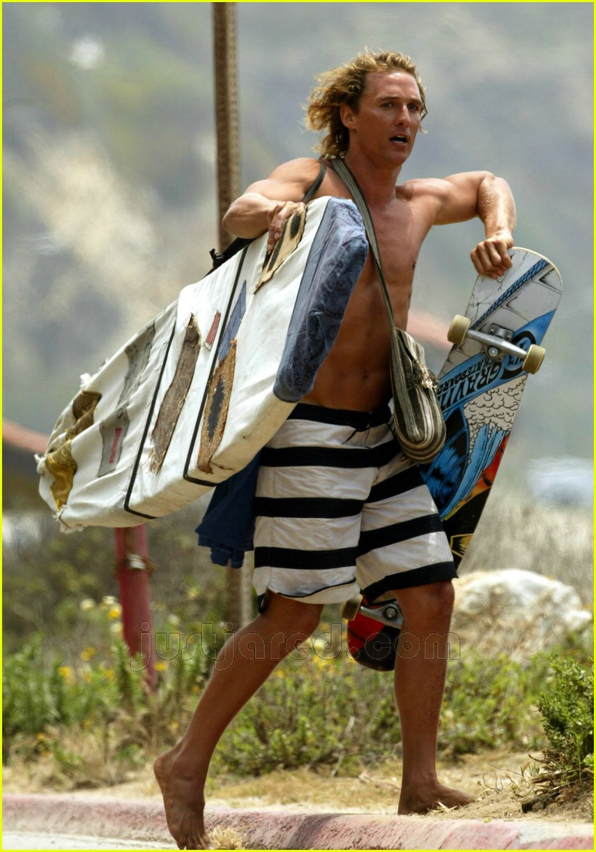 Surf dude the movie