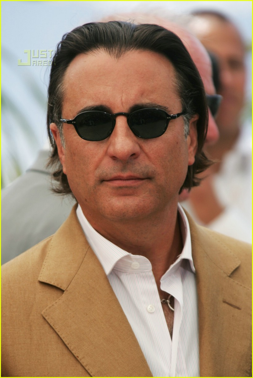 andy garcia cannes