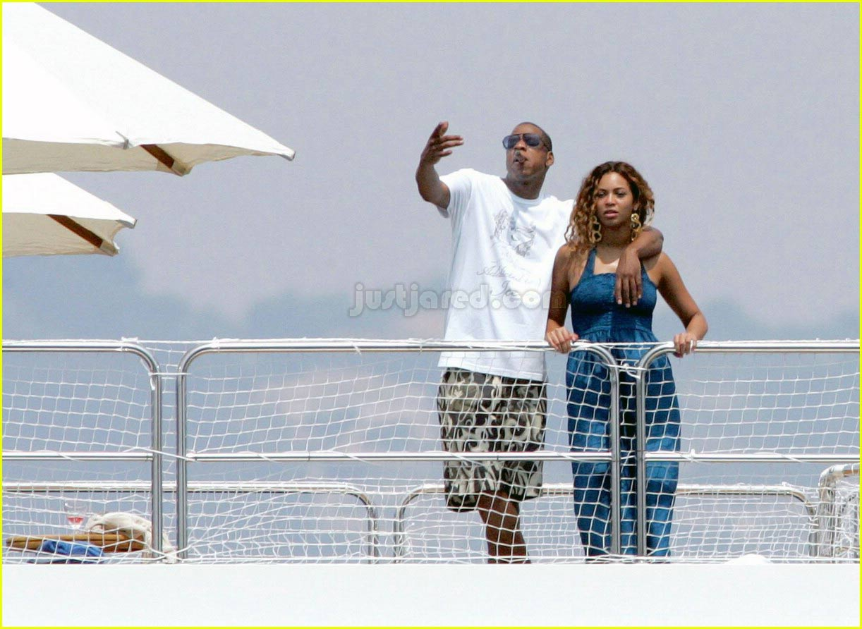beyonce jay z pleasure cruise 03437371