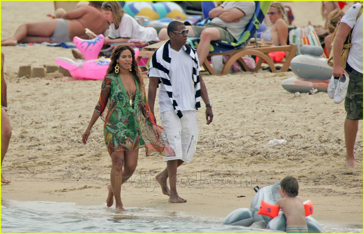 beyonce jay z st tropez 11