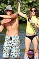 16 jennifer garner paddle boarding