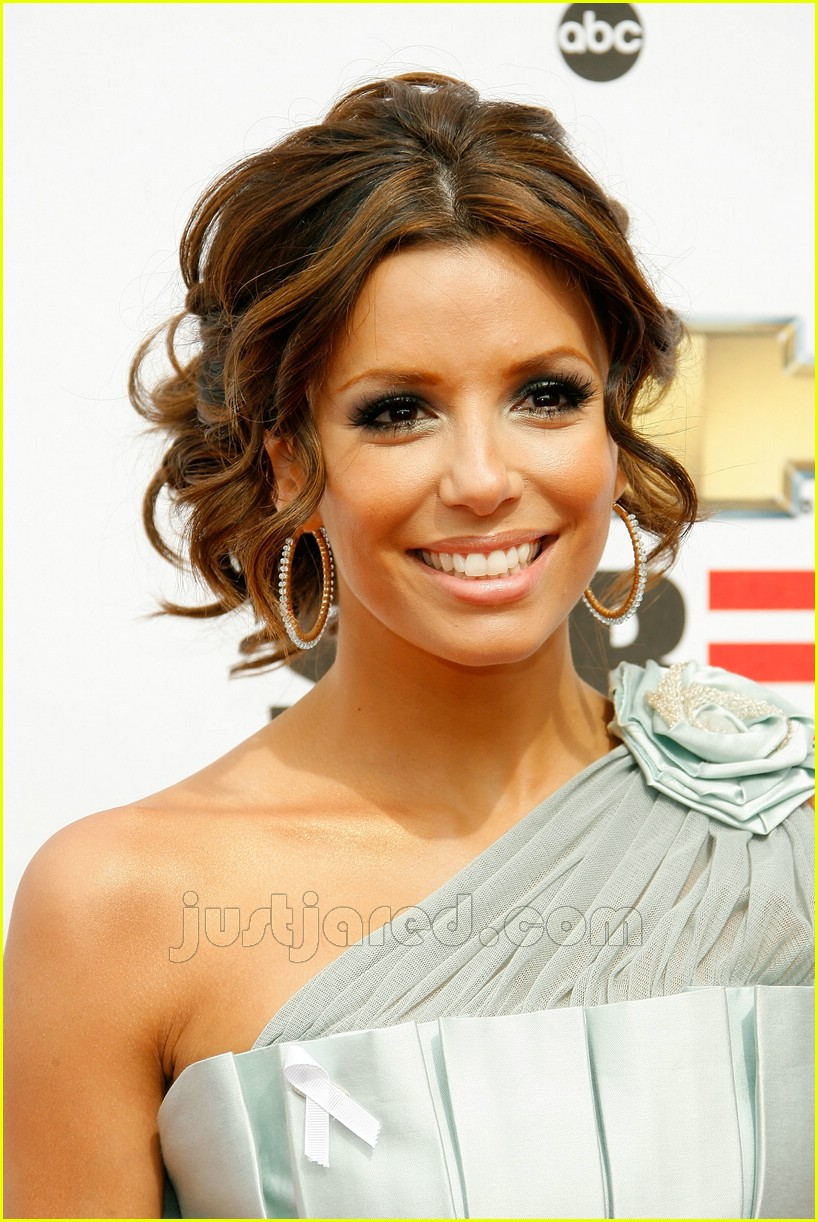 eva longoria ALMA awards 2007 20409371