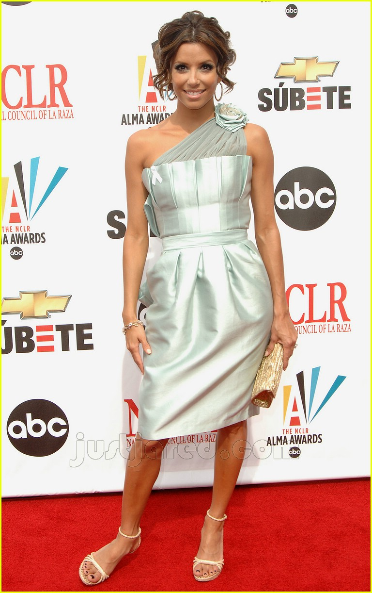 eva longoria ALMA awards 2007 66