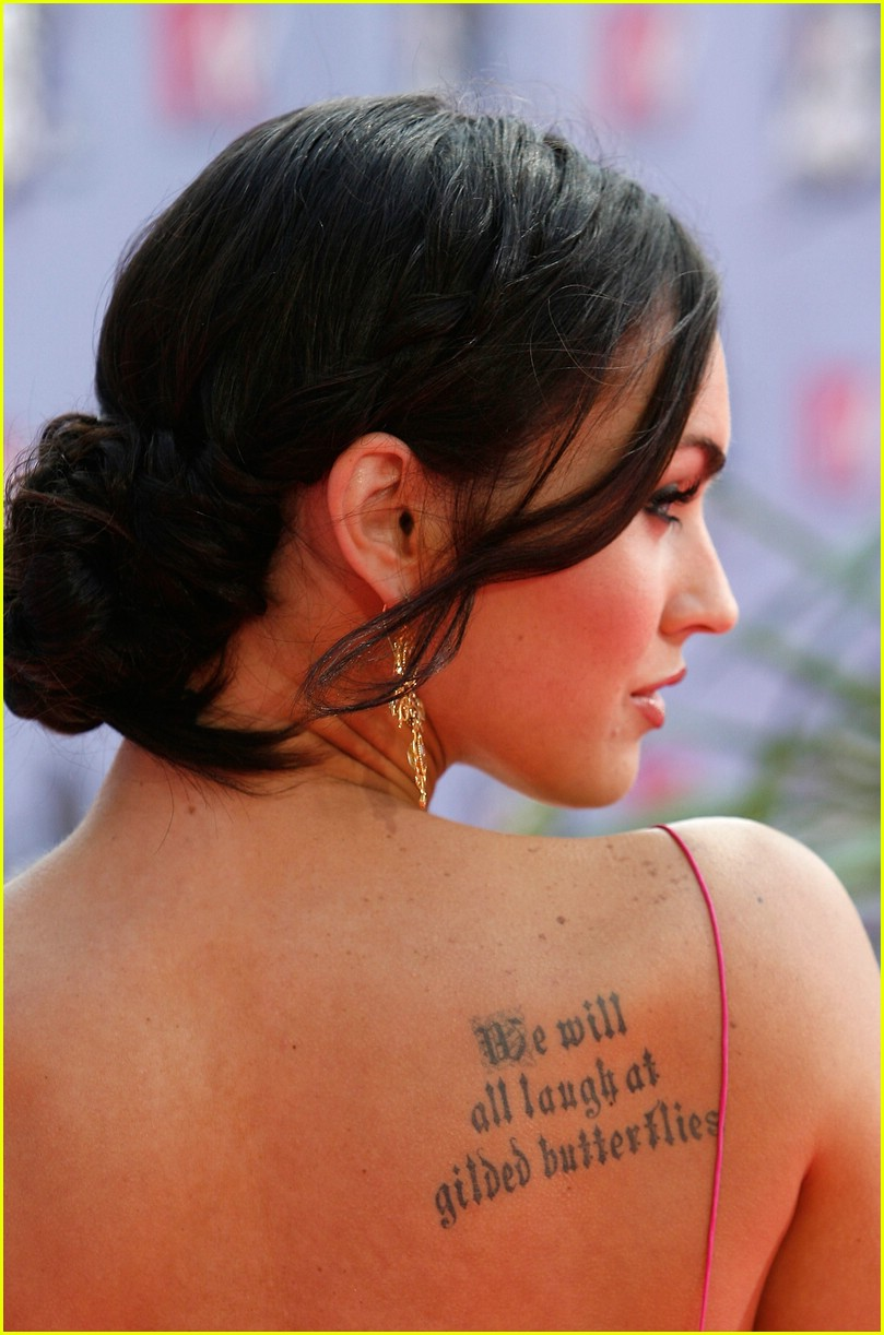 megan fox mtv movie awards 2007 52