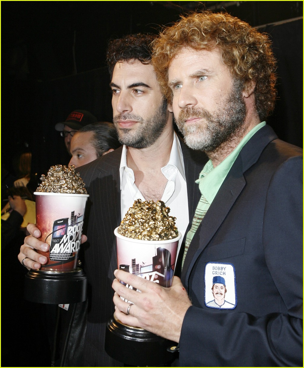 Sacha Baron Cohen mtv movie awards 2007 52