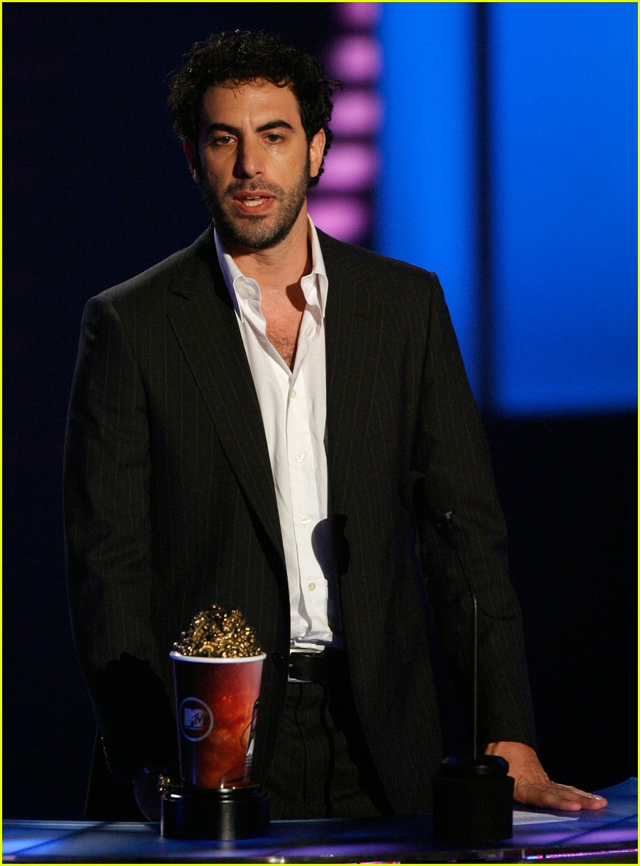 Sacha Baron Cohen mtv movie awards 2007 70
