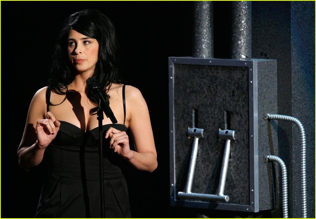 sarah silverman mtv movie awards 2007 photo 414541