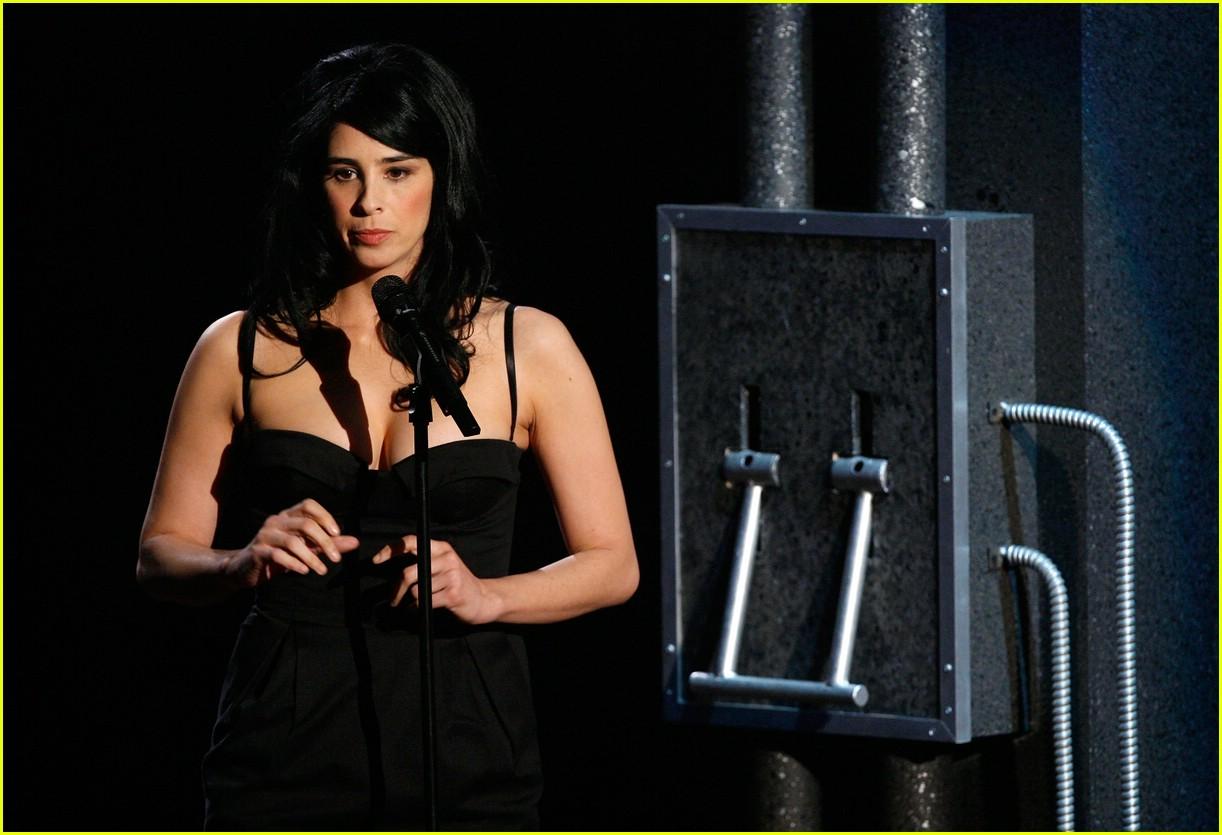 sarah silverman mtv movie awards 2007 photo 414641
