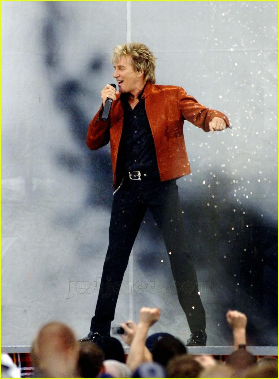 rod stewart in concert 02475251