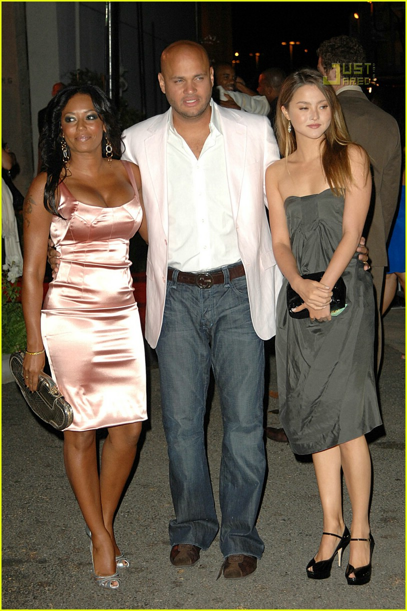 02 melanie brown beckham party501711