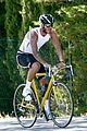 david beckham biking 10