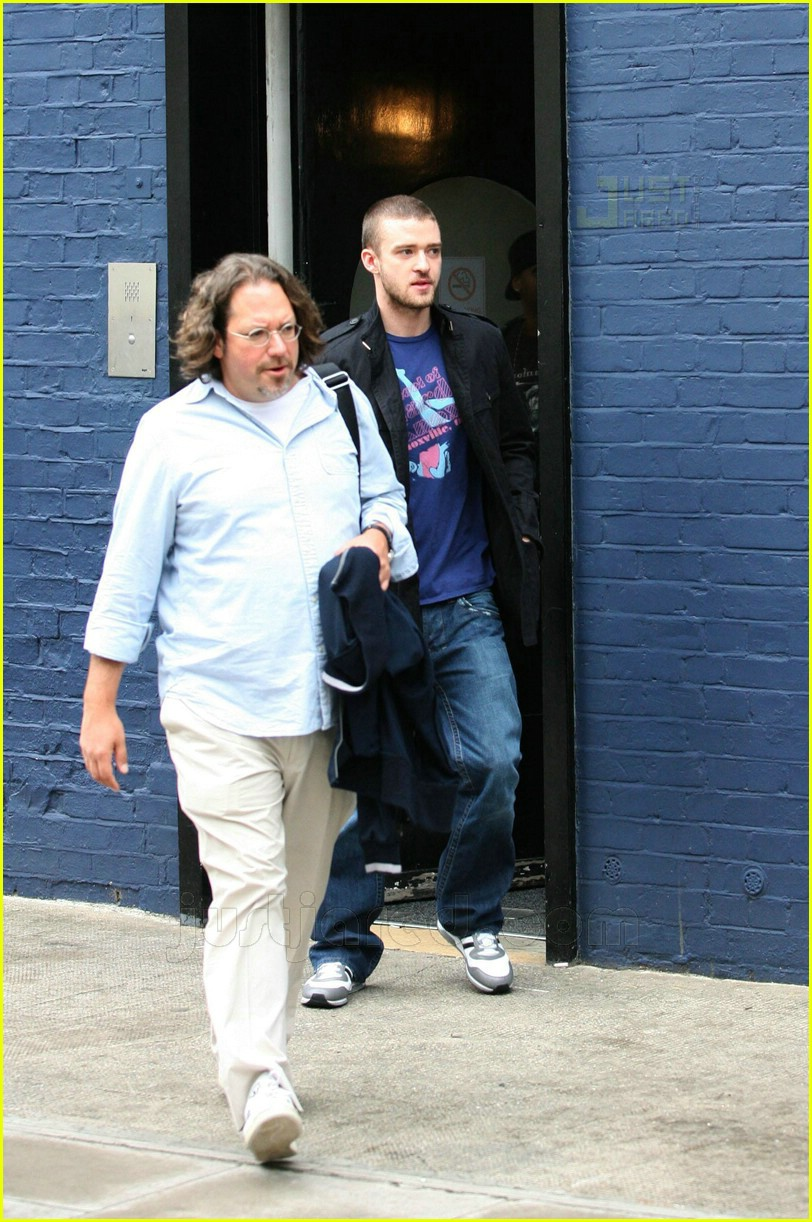 justin timberlake london recording studio 04