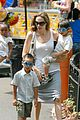 angelina jolie central park 07