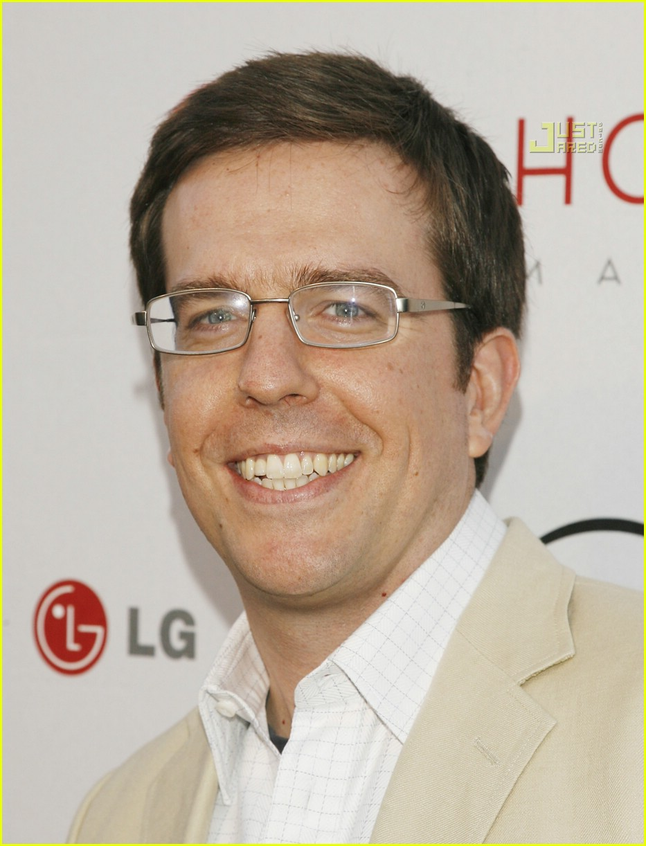 ed helms emmy party