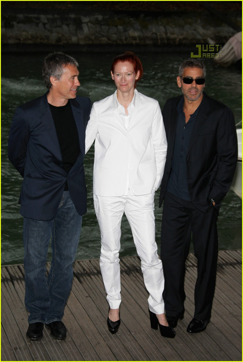george clooney tilda swinton 14