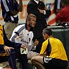 david beckham injured knee 14