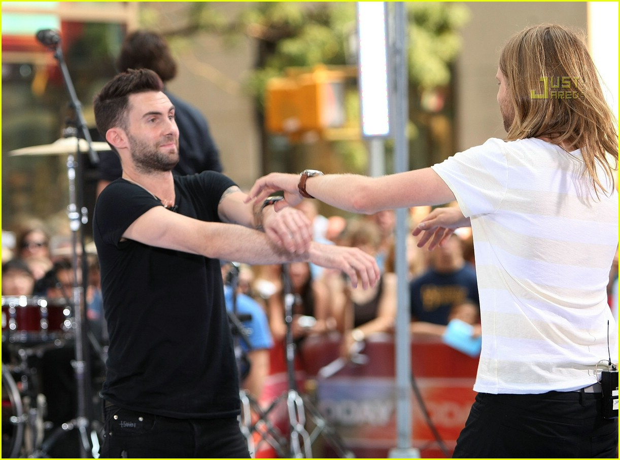 adam levine the today show 18