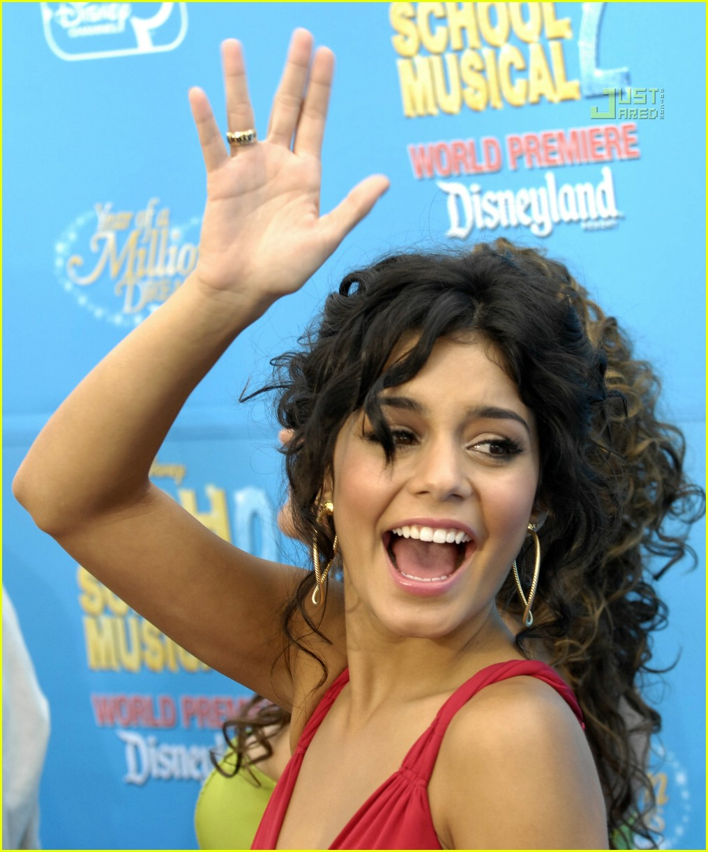 zanessa high school musical 2 premiere 60