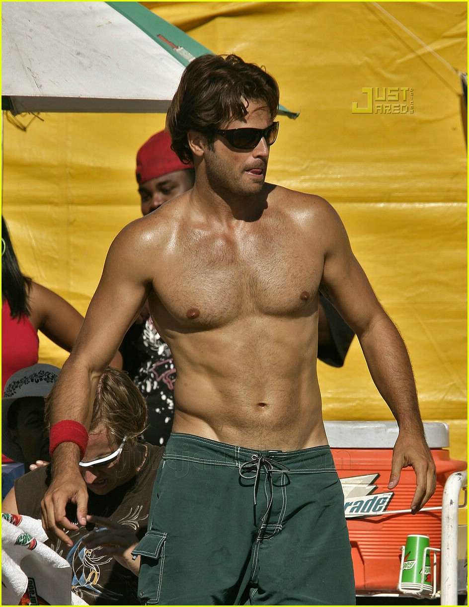 david charvet shirtless 02