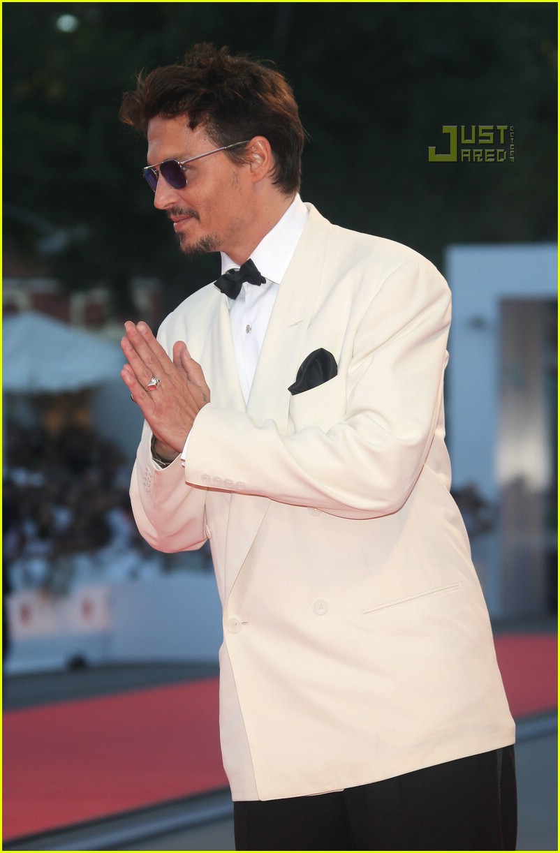 johnny depp venice film festival 02