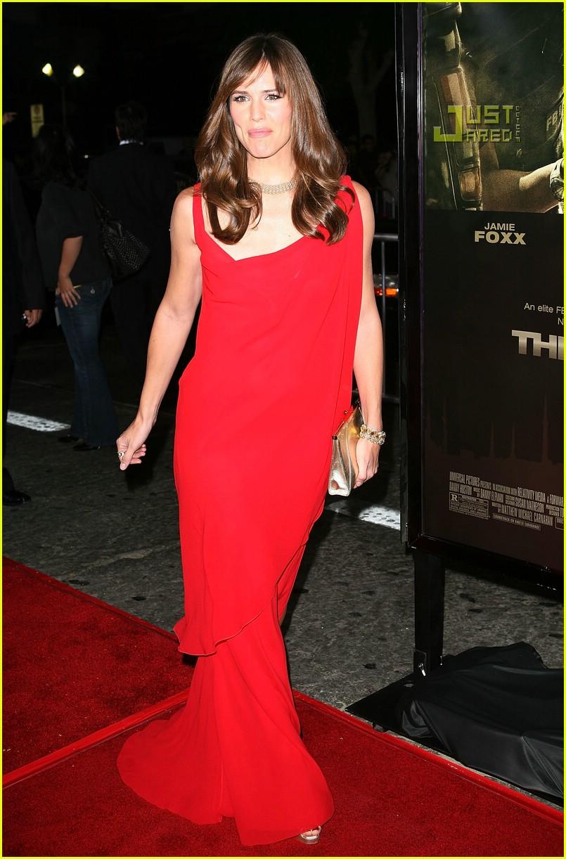 Jennifer Garner @ 'The Kingdom' Premiere: Photo 596231 ...