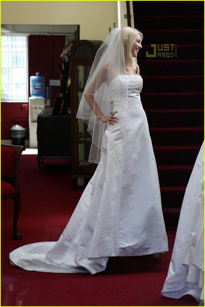 Full Sized Photo Of Heidi Montag Wedding Dress 01 Photo 563591 Just Jared
