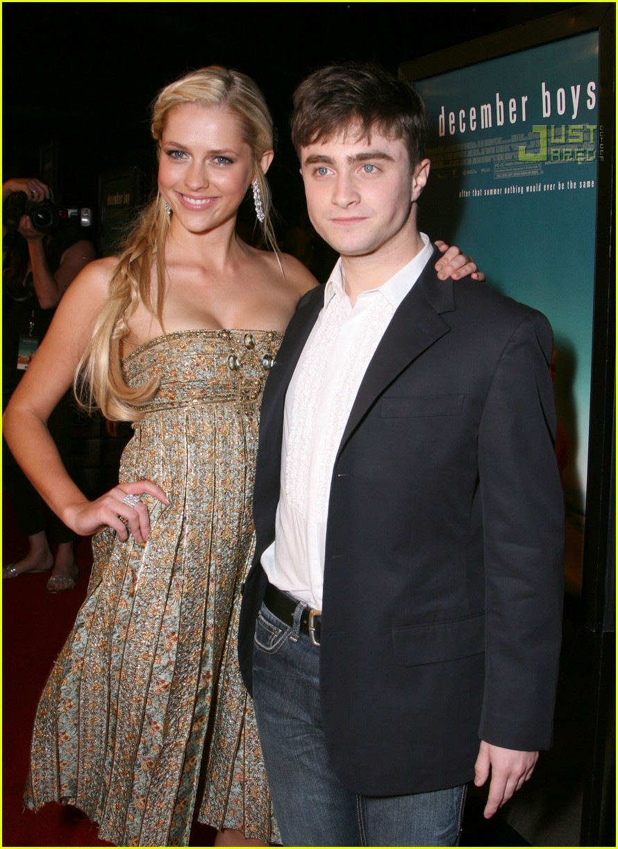 daniel radcliffe december boys premiere 19