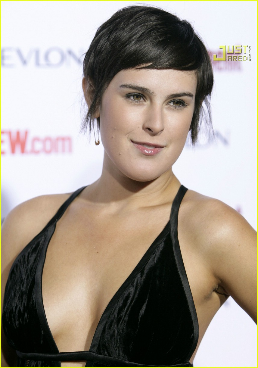 rumer willis ew pre emmy party 12590811