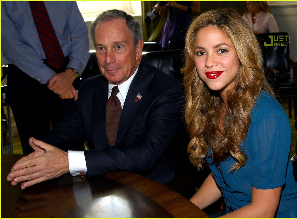 shakira mayor bloomberg 04619051