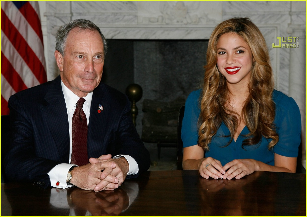 shakira mayor bloomberg 18619191