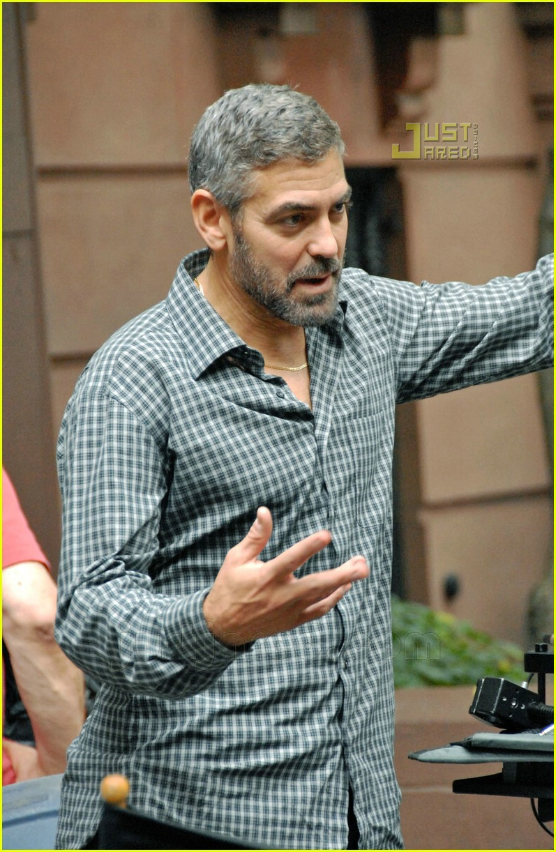 Clooney Continues to Burn: Photo 632381   George Clooney ...  Burn