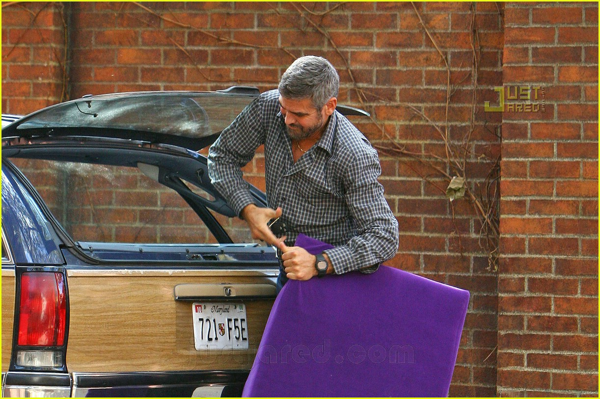 Full Sized Photo of george clooney burn after reading 10 ...  Burn