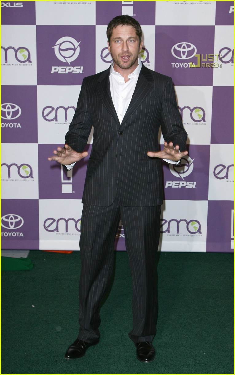 gerard butler environmental media awards 52