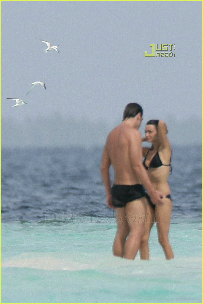 penelope cruz javier bardem maldives 35