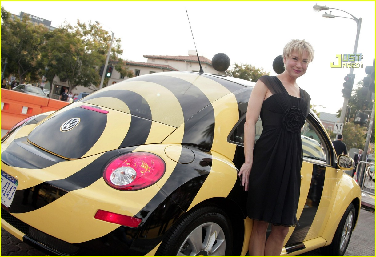 Renee Zellweger Bee Movie Premiere