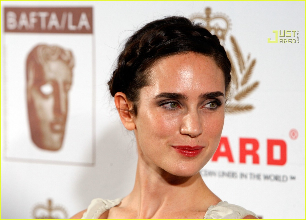 jennifer connelly bafta la awards 35