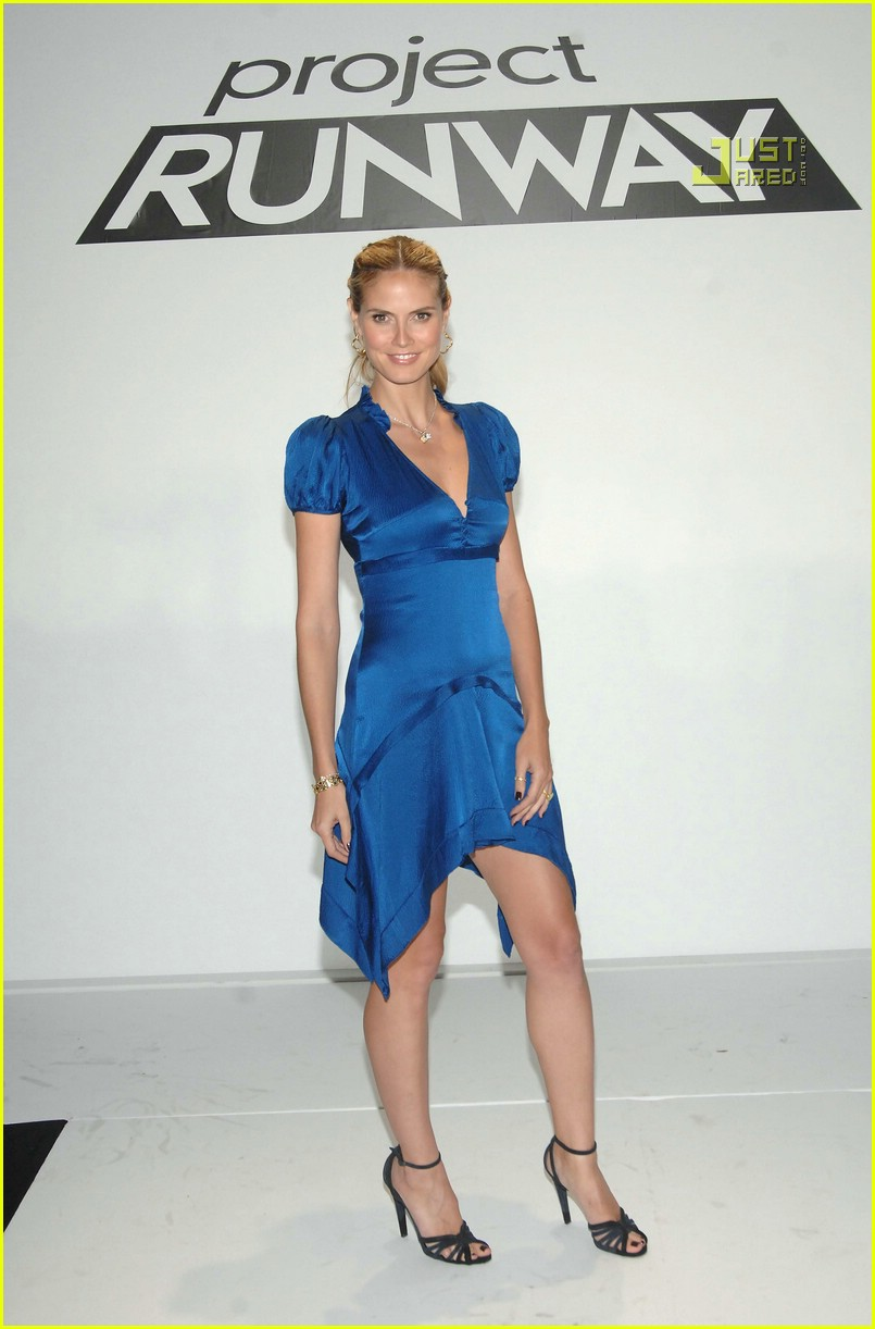 heidi klum season 4 project runway 10