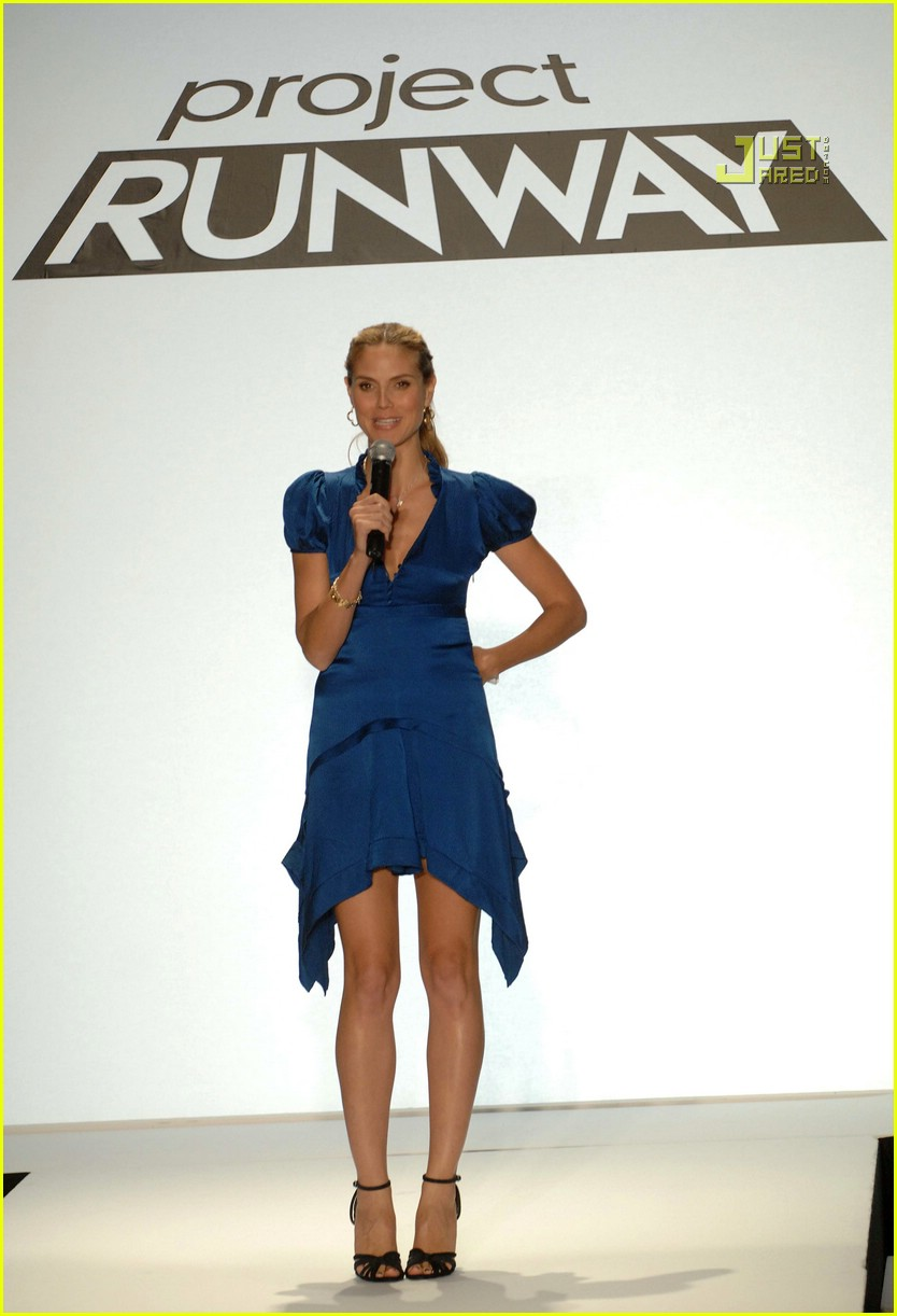 heidi klum season 4 project runway 13713741
