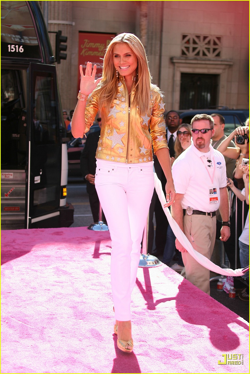 heidi klum victorias secret fashion show 2007 39735791