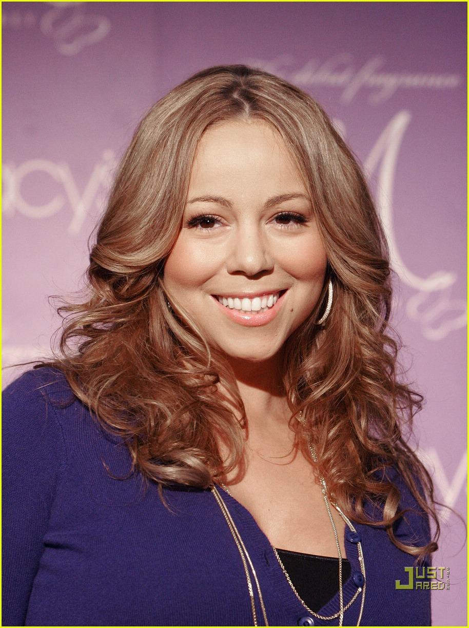 mariah carey macys 15
