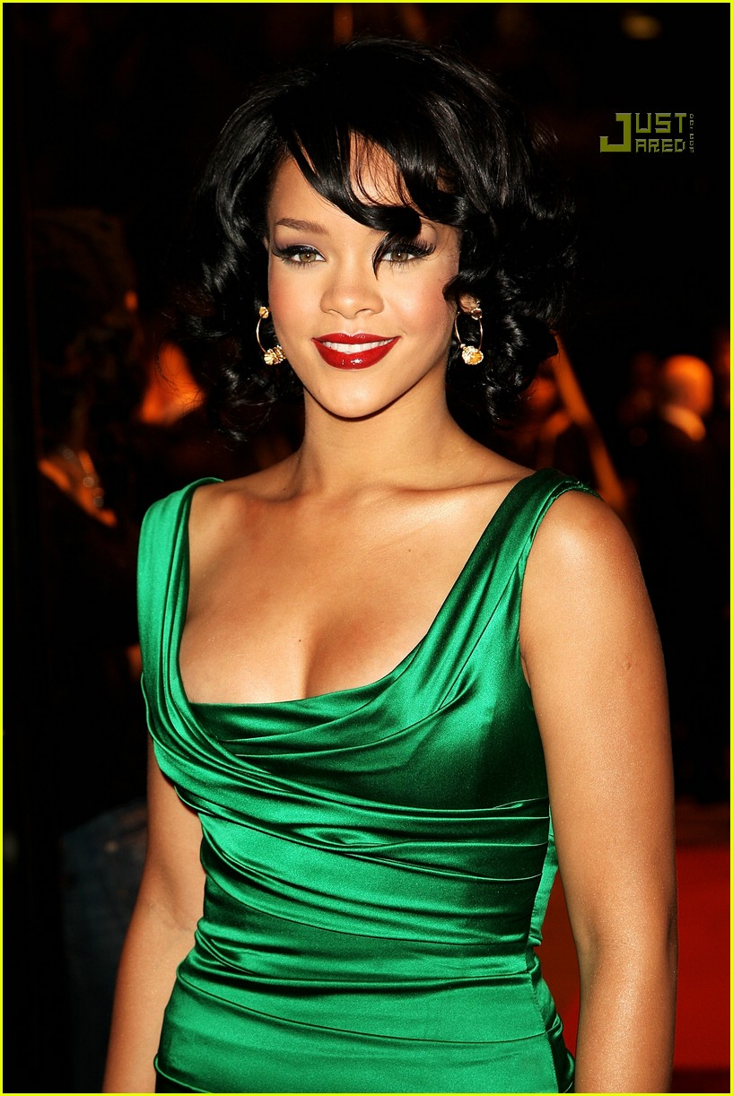 rihanna world music awards 2007 14