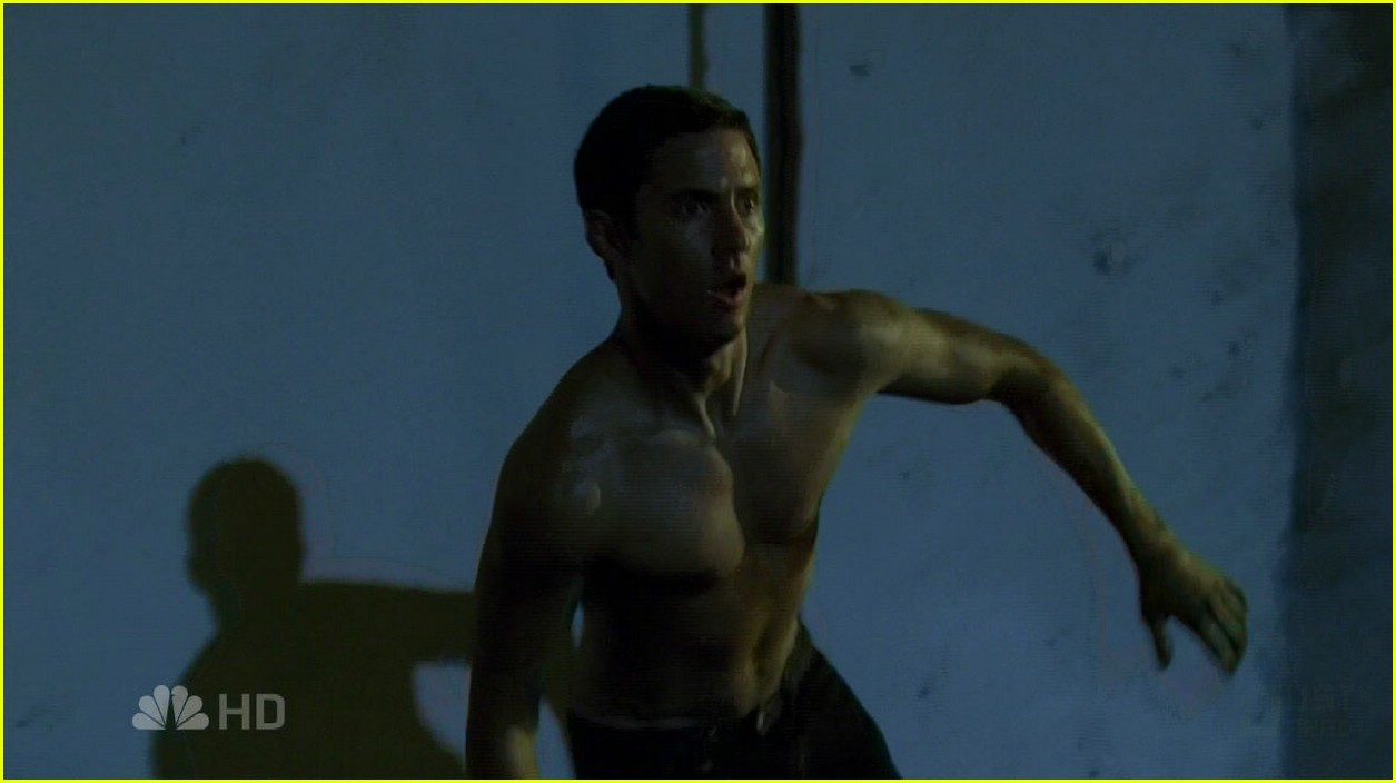 milo ventimiglia shirtless 17