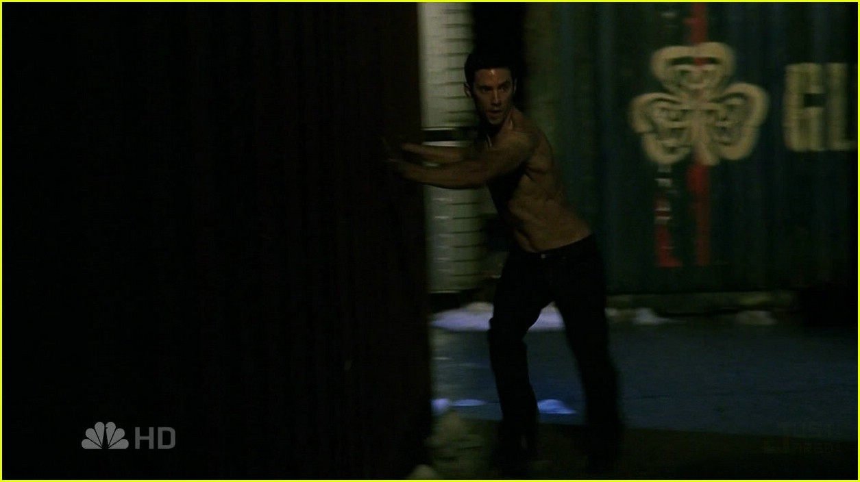 milo ventimiglia shirtless 18