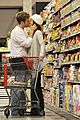 kate walsh grocery shopping smooch 01