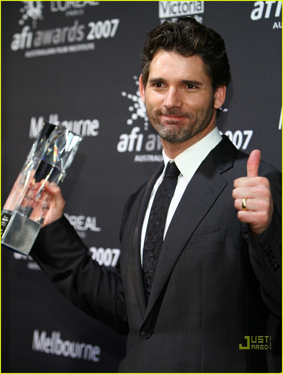 Eric Bana at EFI Award