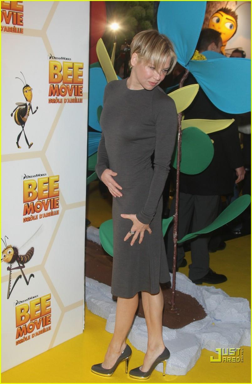 Renee Zellweger @ Bee Movie Pre...